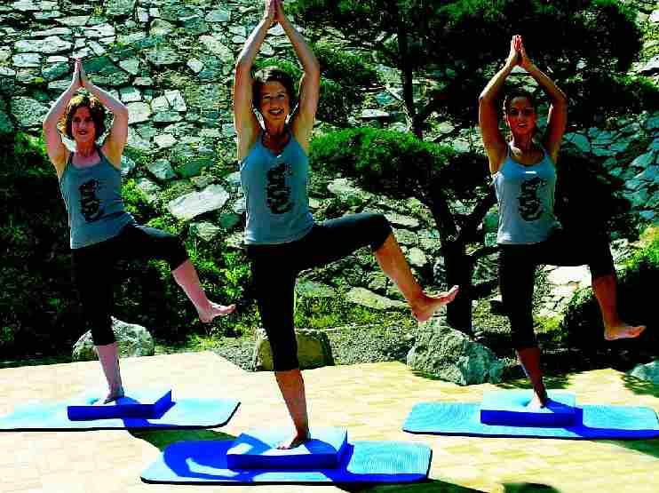 Jueves de kine trabajo de equilibrio entrenamiento for Gimnasio kine